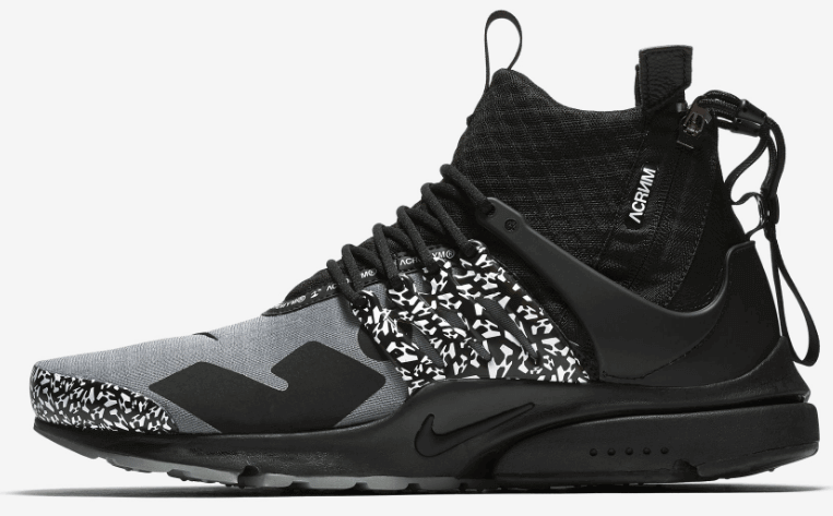 on sale c3952 17705 ... coupon for acronym x nike air presto mid 3692f 86057
