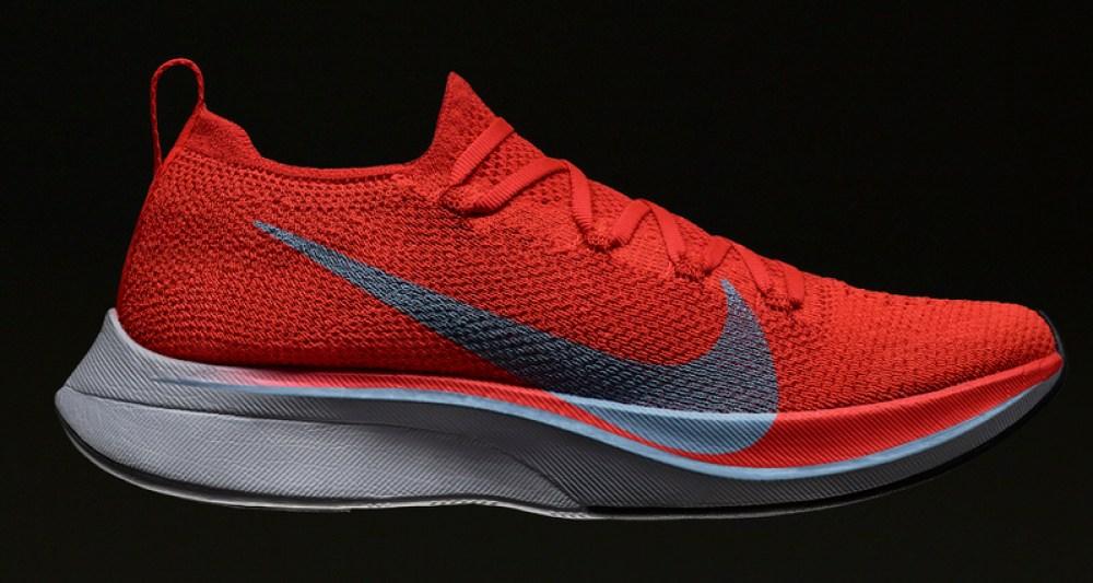 c23e9dada5d0 Nike Zoom Vaporfly 4% Flyknit