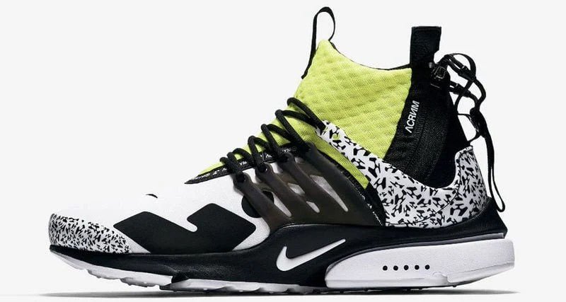 timeless design bb647 c706b Acronym x Nike Air Presto Mid Collection Gets Release Date