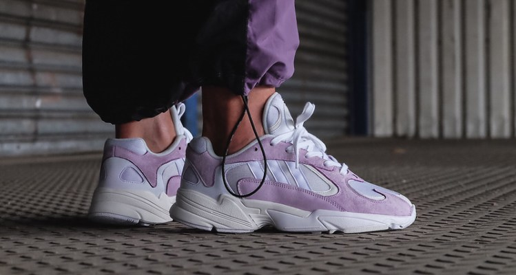 adidas Yung-1 Purple/Grey