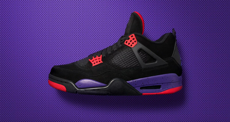 """cf20f6485103 Air Jordan 4 """"Raptors"""" Odd Course Starts and Ends with Drake"""