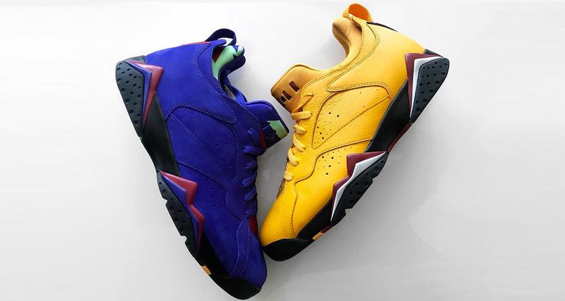 3cb2bff8b78e2c Air Jordan 7 Low Debuts in New Colorways
