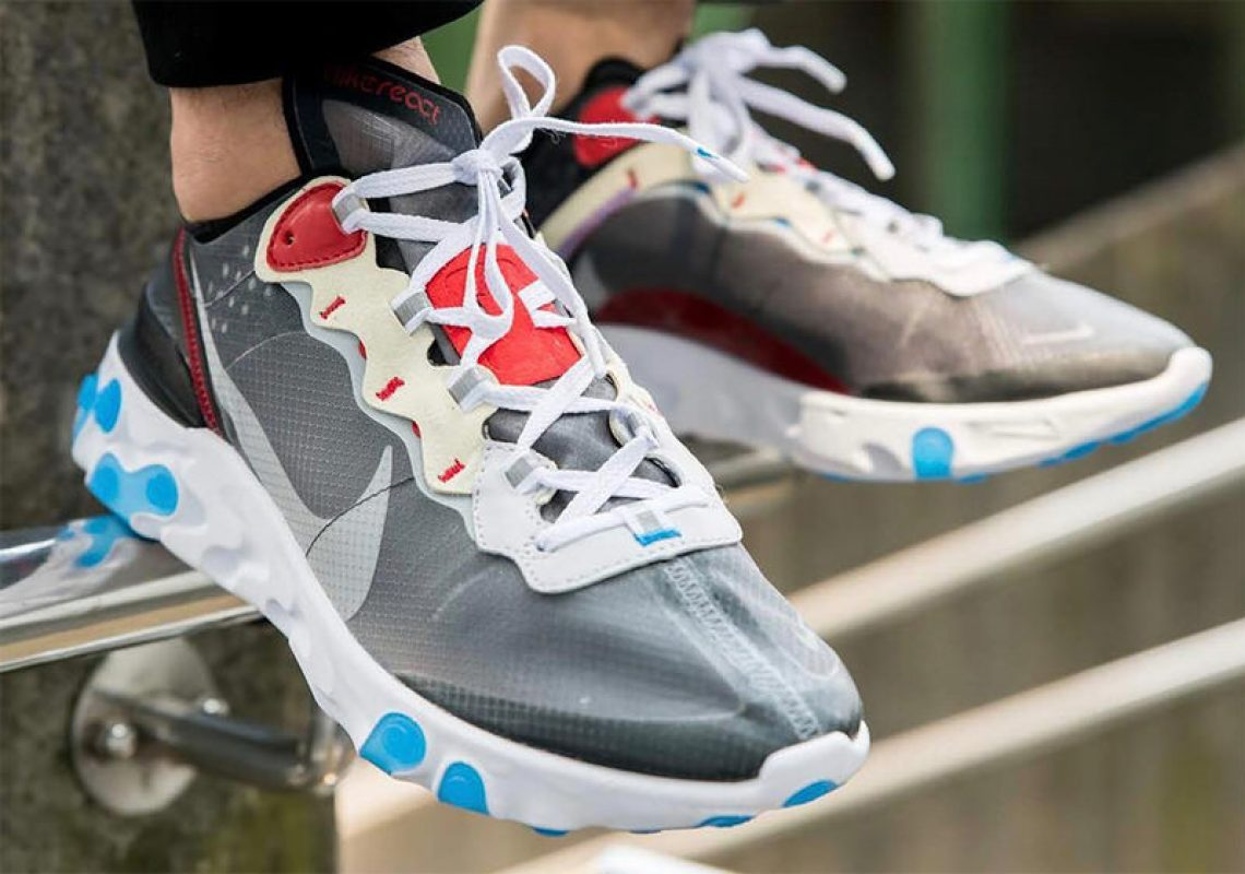 eaa4618293d8 Price   160. Nike React Element 87