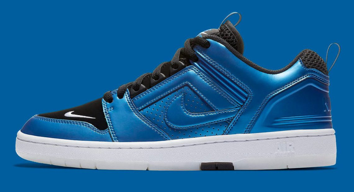 """save off 9ee21 144d7 Nike SB Air Force 2 Low """"Foamposite"""""""