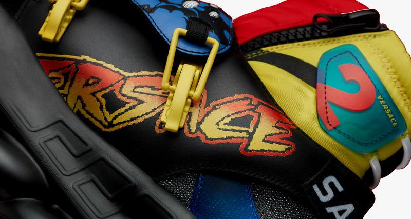 9ae62ada866 Air Jordan 4 X Versace Reject Air Max