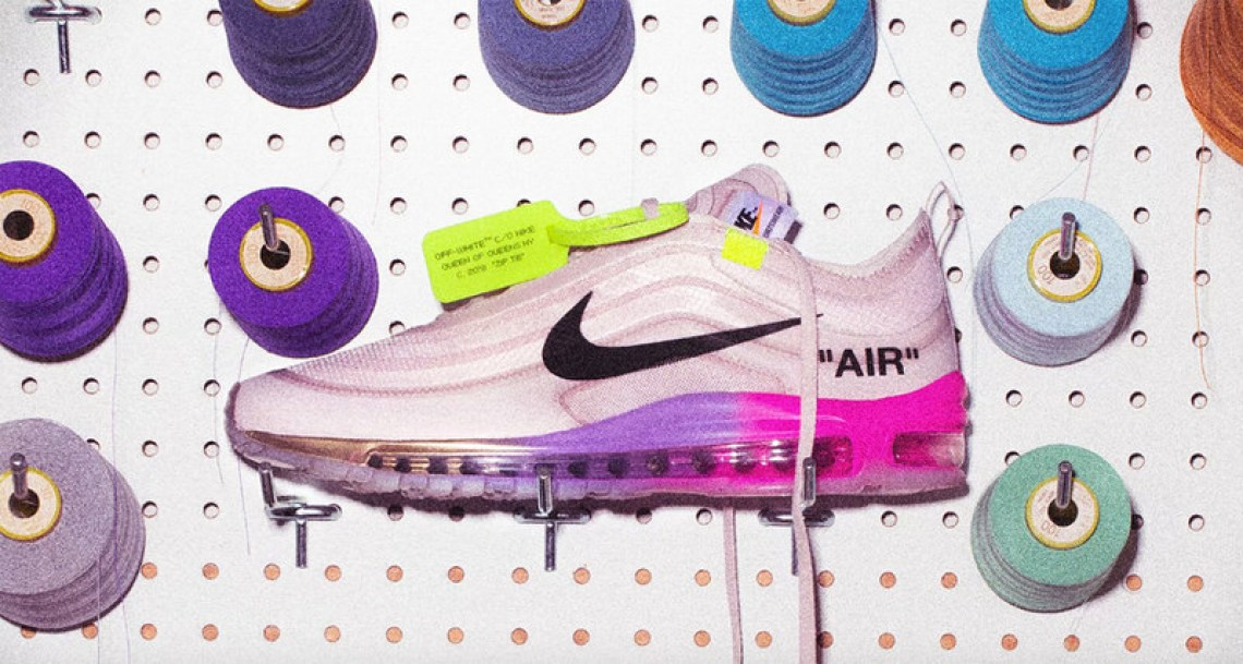 huge selection of 41899 08317 OFF WHITE x Nike Air Max 97