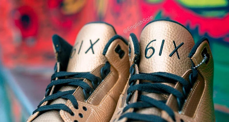 d7092beca510 A Detailed Look at Drake s Unreleased OVO x Air Jordan 3