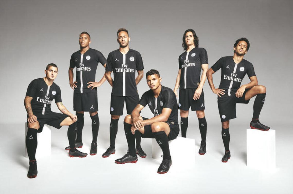 Jordan Brand x Paris Saint-Germain