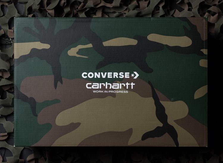 Carhartt WIP x Converse One Star Ox