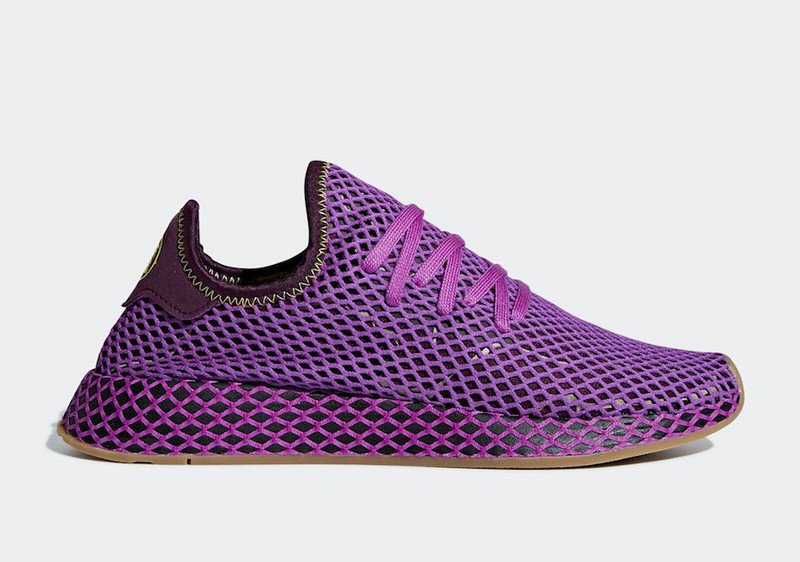 release date 965ab db04a ... free shipping the dragon ball z x adidas deerupt son gohan is rumored  to release on october
