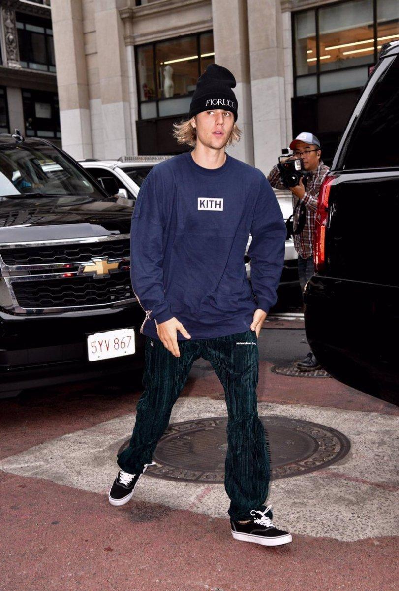 Justin Bieber in the Vans Era