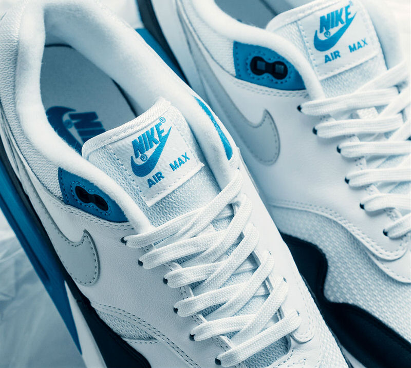 brand new bb6b3 ede70 ... discount the air max 90 1 laser blue can be picked up right now from  feature