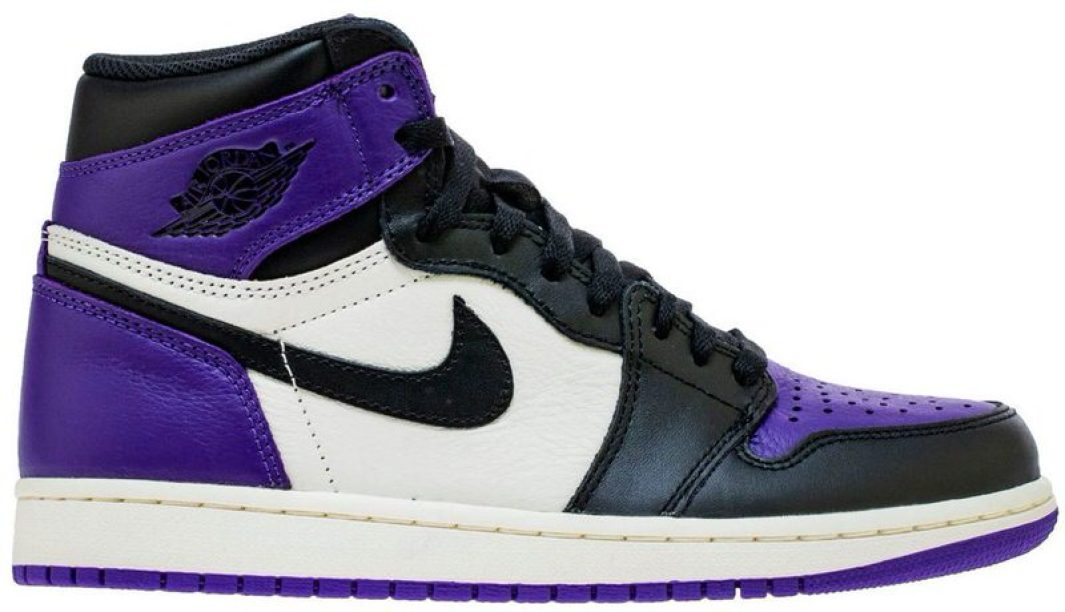 "new arrivals aa825 0b770 Air Jordan 1 ""Court Purple"""