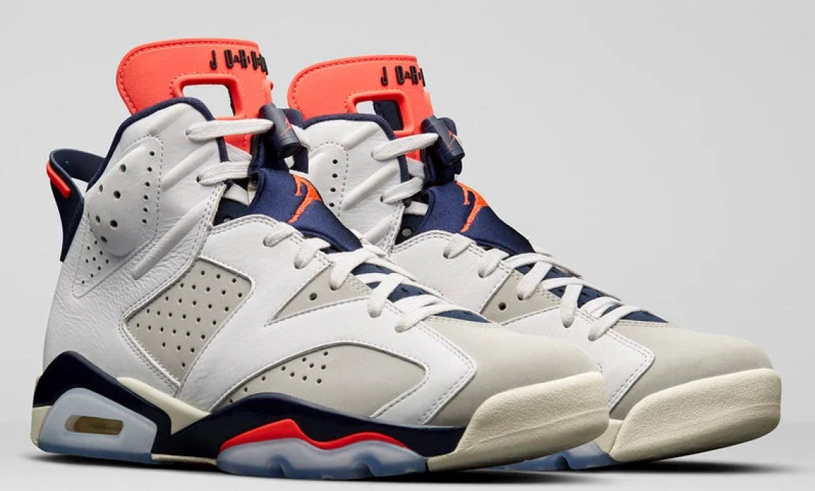 "super popular c79af 4a5e5 Air Jordan 6 ""Tinker"" ..."