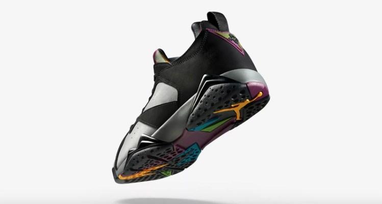 "Air Jordan 7 Low ""Bordeaux"""