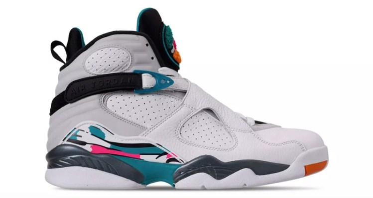 "Air Jordan 8 ""South Beach"""