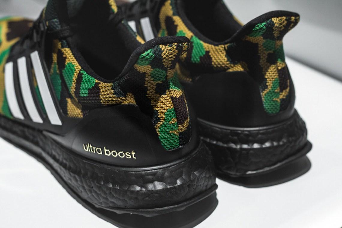 0881baf5eae0 BAPE x adidas Ultra Boost A First Look