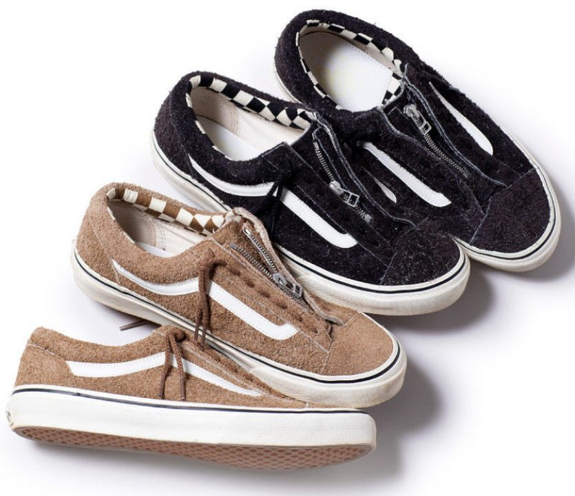 22e9f0672b ... nonnative x Vans Old Skool Style 36
