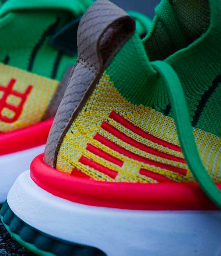 "807c6eb874ed Dragon Ball Z x adidas EQT Support Mid ADV ""Shenron"" May be Best in ..."