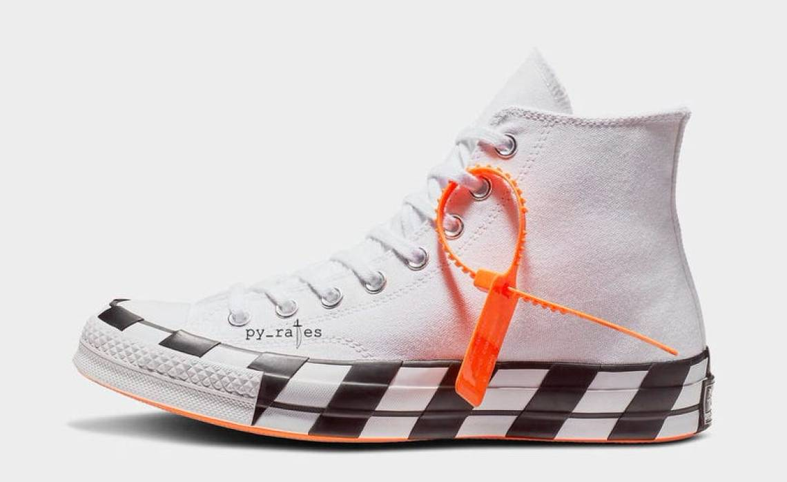4fb784df50d8 Off White x Converse Chuck 70