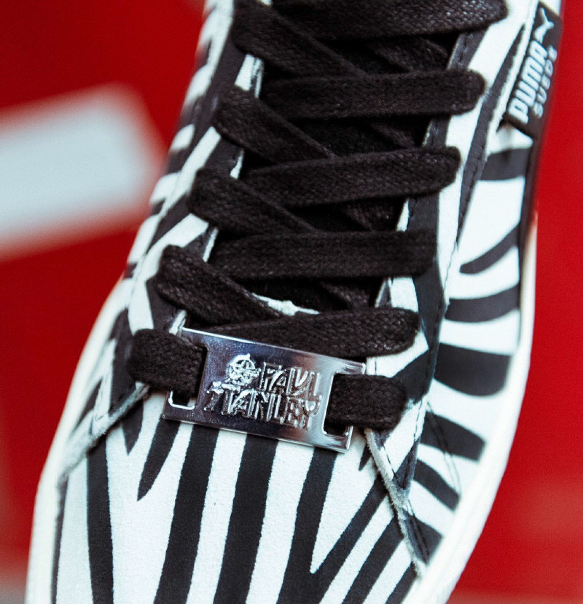 b1188bf49b03 The Paul Stanley x PUMA Suede 50 launches worldwide on September 27th.