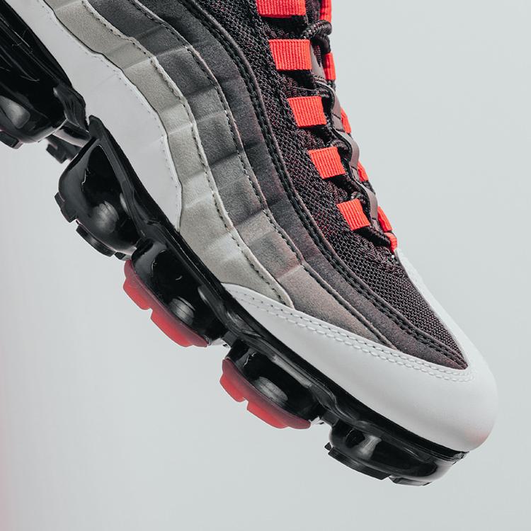 Nike Air Vapormax 95 Quot Hot Red Quot Flips Quot Chili Quot Recipe Nice