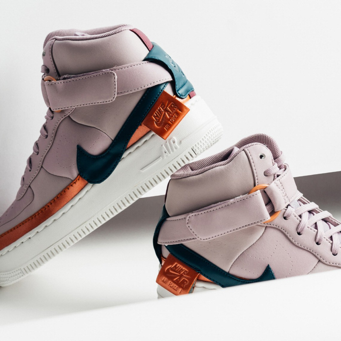 876d5e4a9c92 Nike Air Force 1 Jester High XX Collection Launches for the Ladies ...