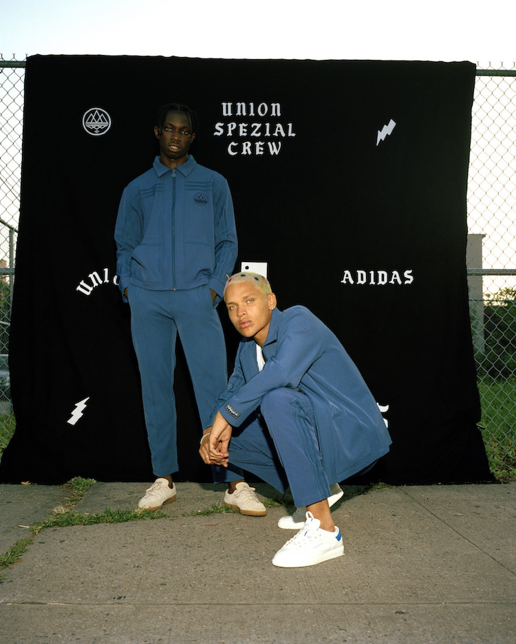 official photos e4355 be678 Union x adidas Spezial