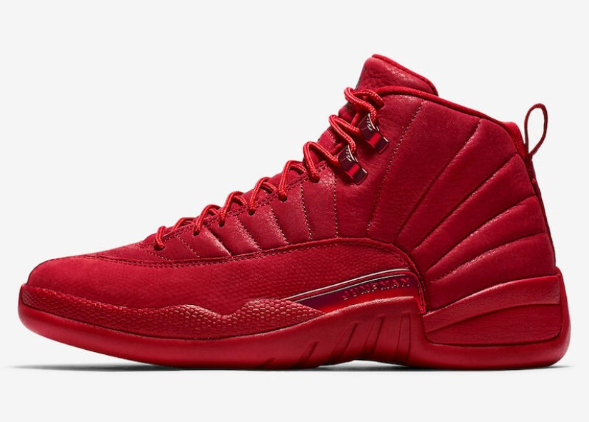 2f10a3b6f2db Assumed to land in tandem with a North Carolina themed Air Jordan 12 — much  like the set of Air Jordan 11s last holiday season — this Gym Red pair  carries a ...