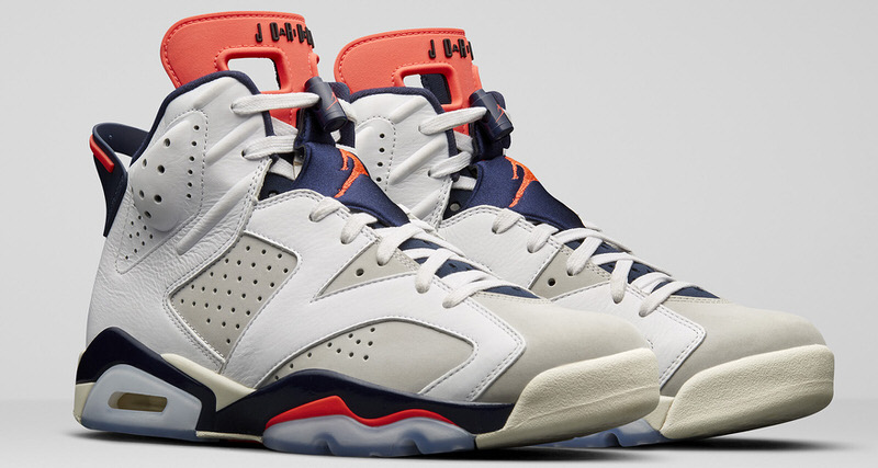 "90b6ae2de3a6db Air Jordan 6 ""Tinker"" Pulls From the Air Trainer SC II"