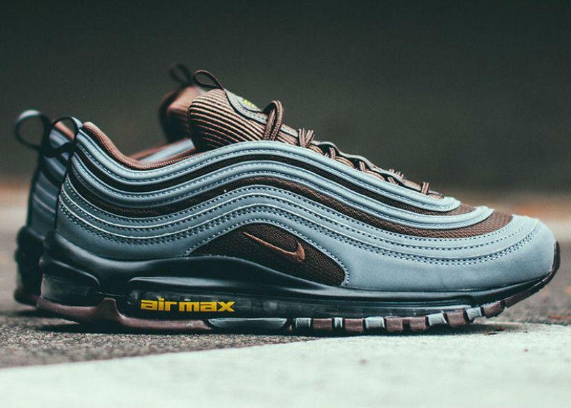"""separation shoes 05336 931e7 Nike Air Max 97 Premium """"Baroque Brown"""" Blends Fall Hues"""