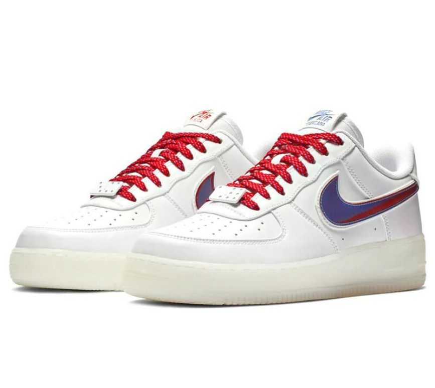 "uk availability 7551c c18bc Nike Air Force 1 ""Dominican Republic"" aka ""De Lo Mio"""