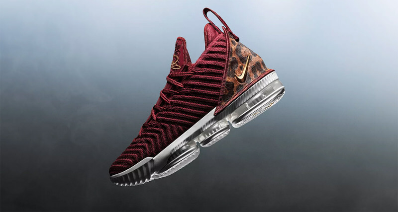 "Nike LeBron 16 ""King"" Drops When James and the Lakers Tip-Off Tonight 9c6dc4772"