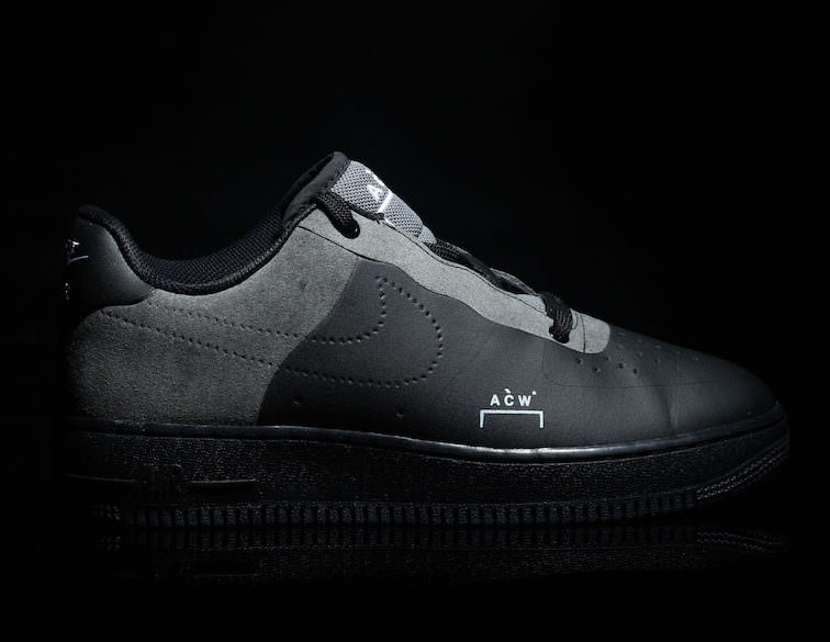 73e04bad69f A Closer Look at the A-COLD-WALL  x Nike Air Force 1 Low