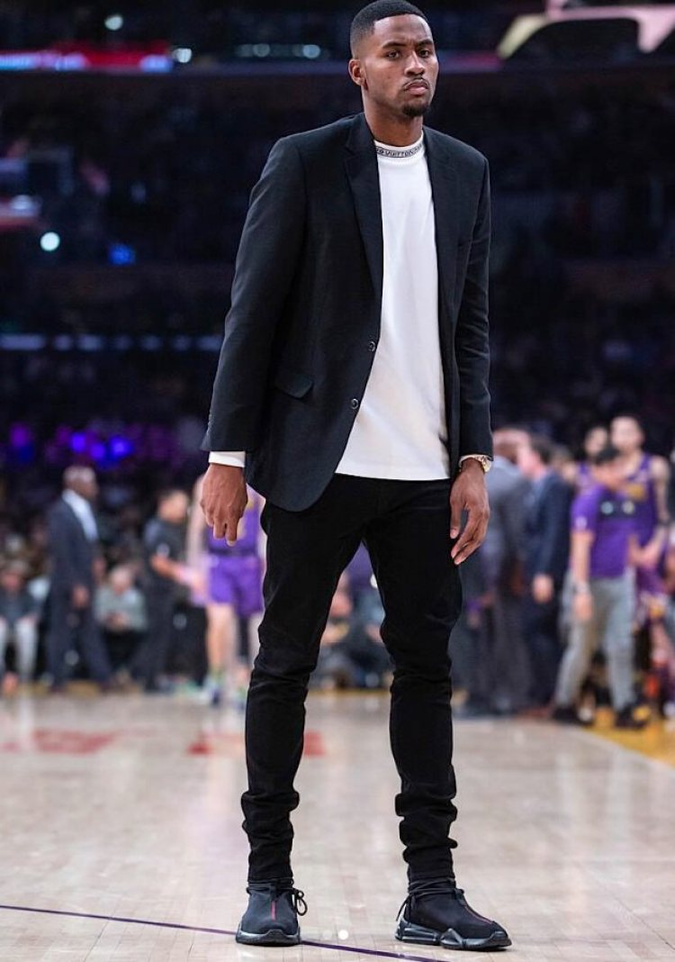 Moe Harkless in the John Geiger 002