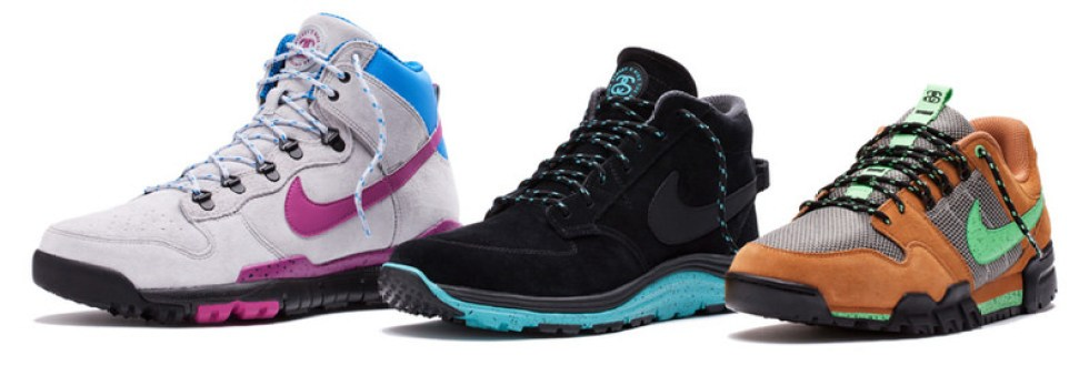 Stussy x Nike S&S Collection