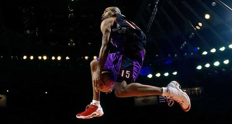 203edd9e5cf How Vince Carter's Iconic Dunk Contest Launched The AND1 Tai Chi ...