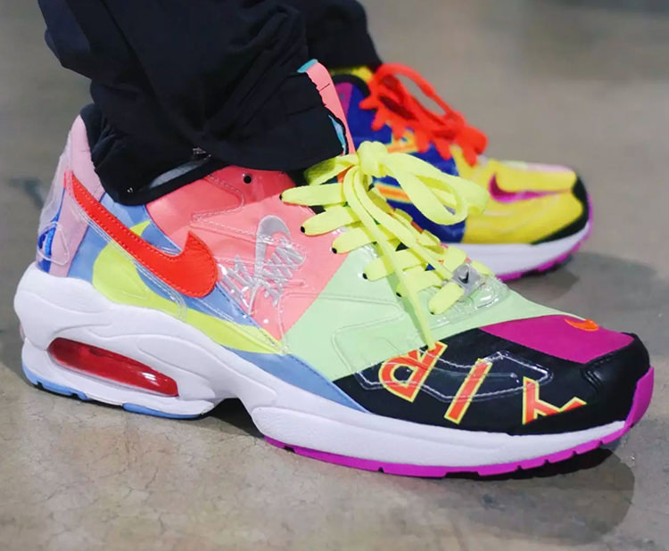 buy popular 5ae62 b45d8 atmos  Latest Air Max Collab Proves Great for Aerobics