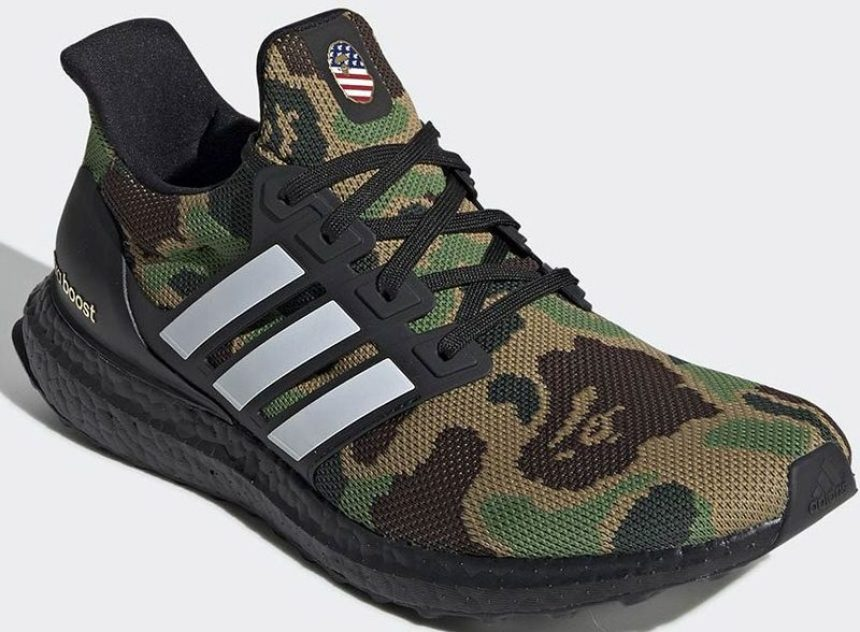 wholesale dealer 7a801 5713a BAPE x adidas Ultra Boost BAPE x adidas Ultra Boost