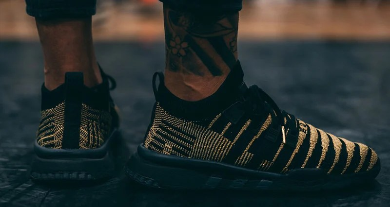"Dragon Ball Z Run Continues with adidas EQT Support ADV Primeknit ""Super  Shenron"" b3c8da653"