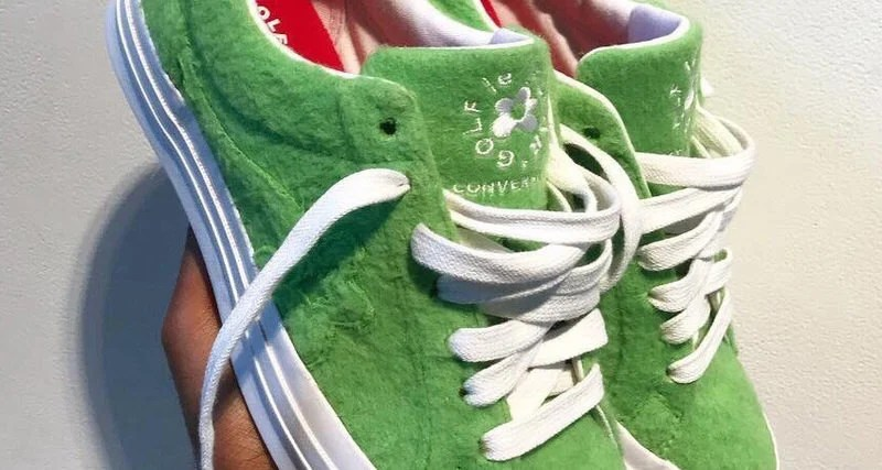Tyler The Creator Steals Christmas With Grinch Golf Le Fleurs