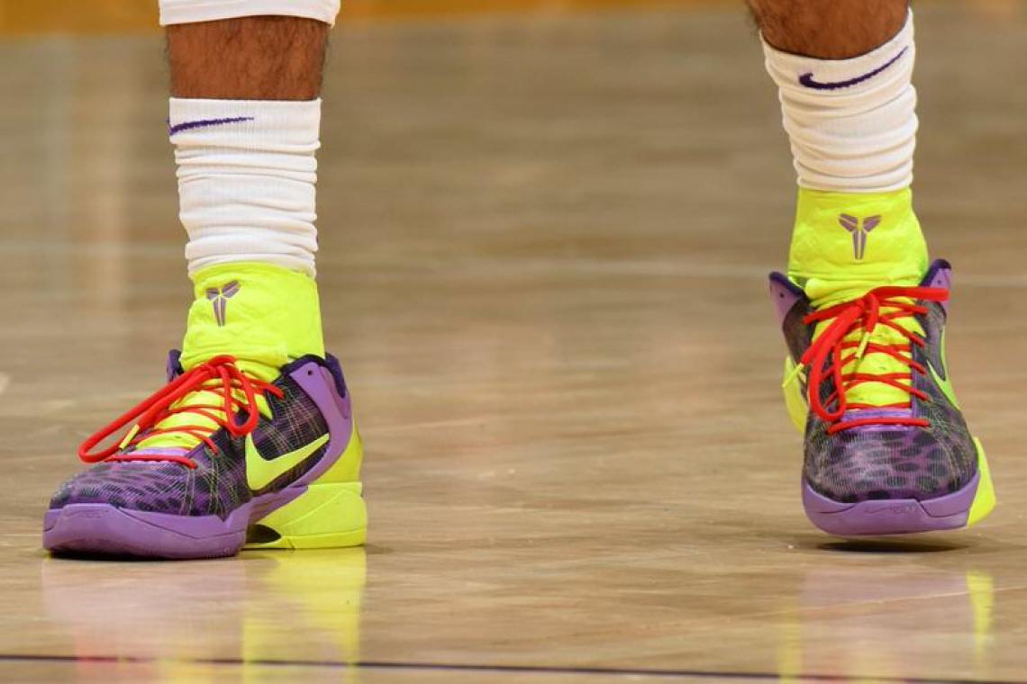 Josh Hart Has Kobe Heat for Days | Nice Kicks