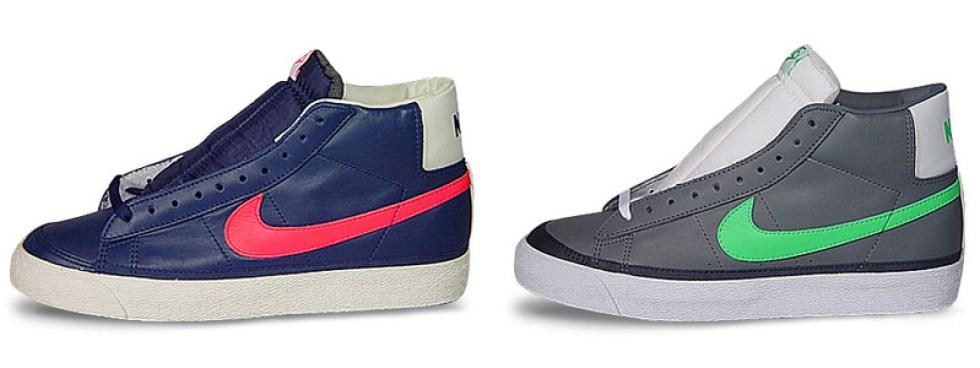 Stussy x Nike Blazer Mid