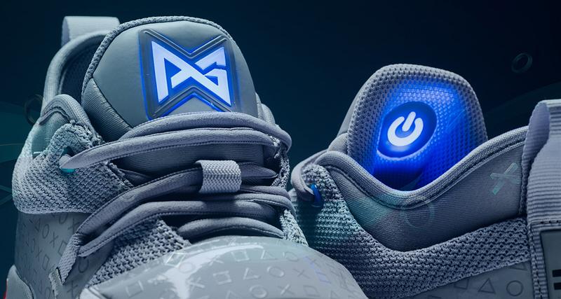 5ddb7333e15 PlayStation x Nike PG 2.5