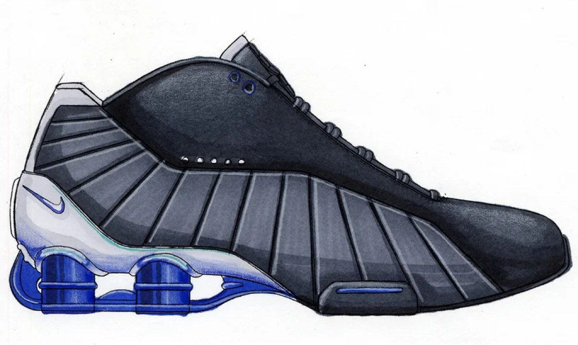 6d28f6606e4d How Nike Shox Actually Work   Came to Be