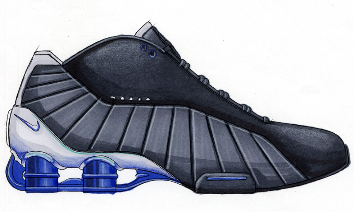 The Nike Shox BB4 ultimately became the future of high-performance 9d044e1a6