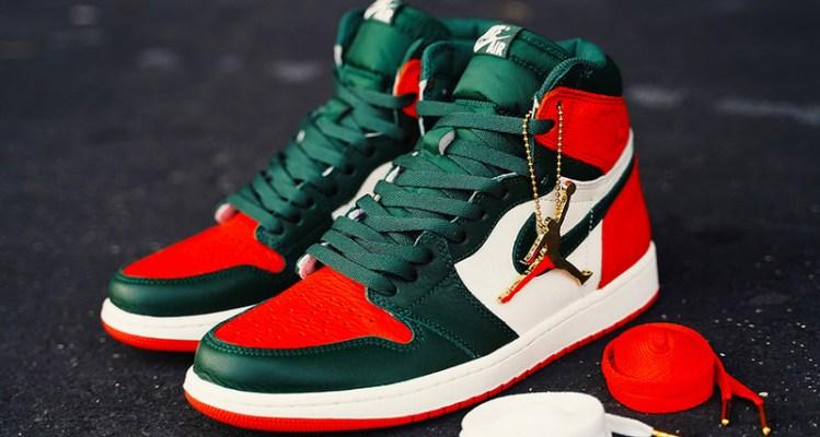 SoleFly x Air Jordan 1