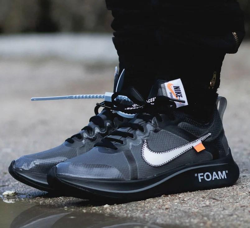 af2813b9d3ff3 Off-White x Nike Zoom Fly SP