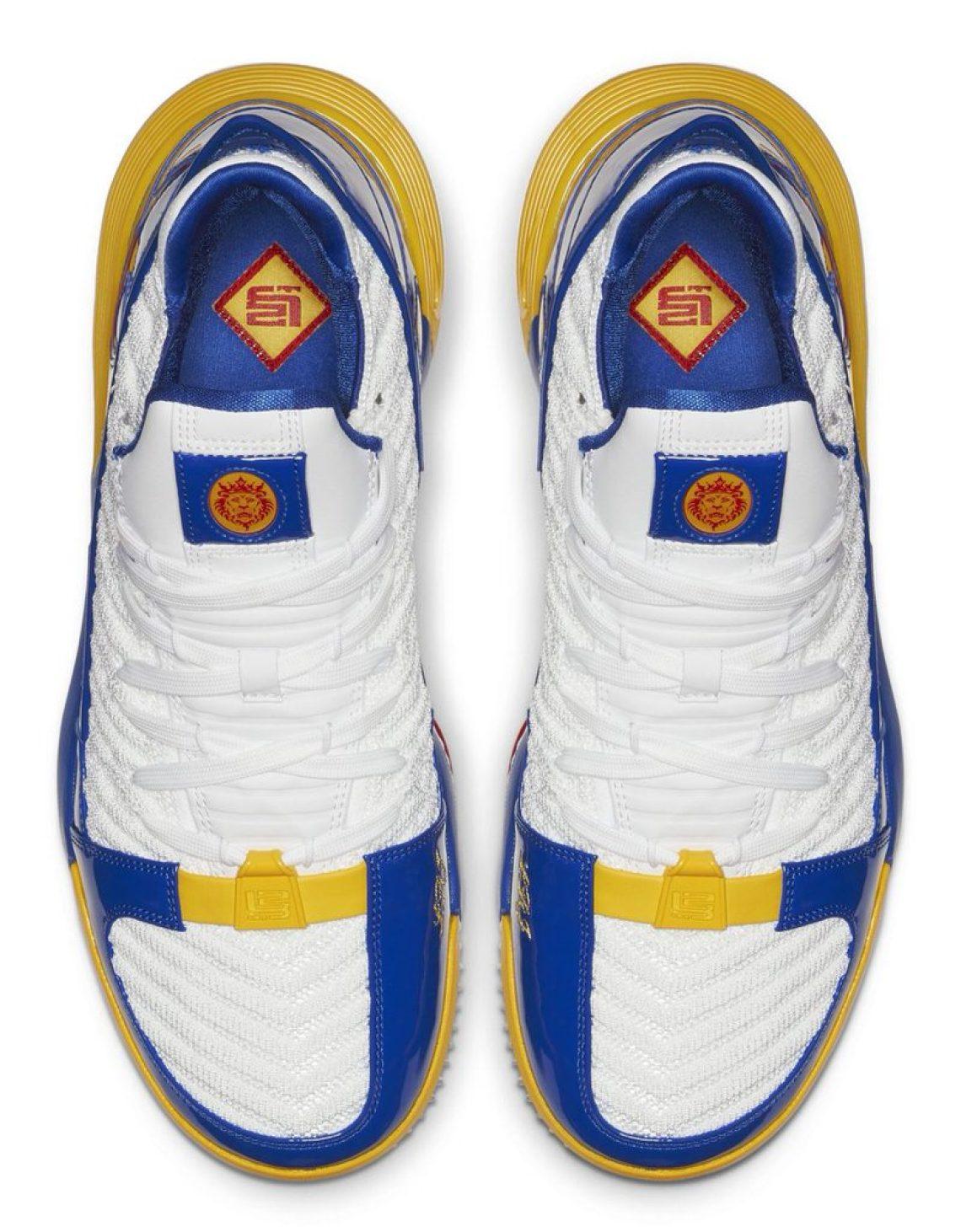 6696aa46fa7 Nike LeBron 16
