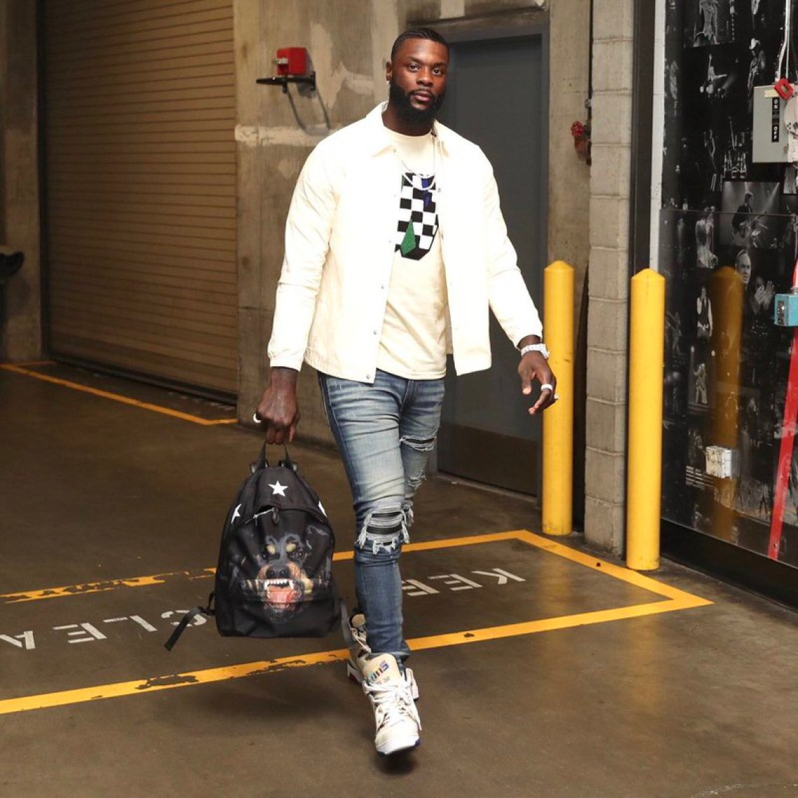 Lance Stephenson in the Just Don x Converse ERX
